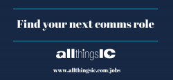 Find your next comms role