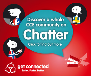 Chatter within CCE
