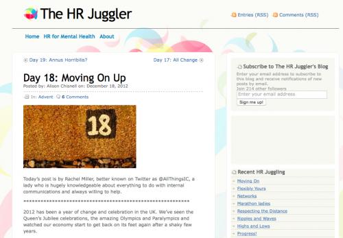 Hr Juggler