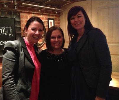 TheICCrowd: Jenni, Rachel, Dana