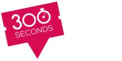 300 seconds