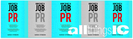 How to get a job in PR and comms