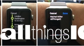 Thoughts on the Apple Watch… Day one-image