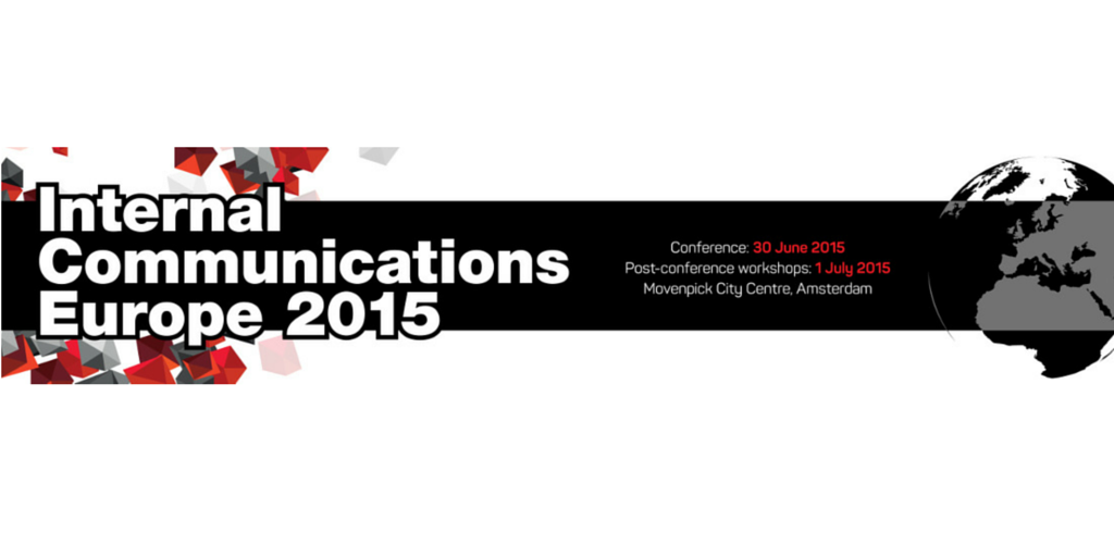 Your invitation to Internal Communications Europe