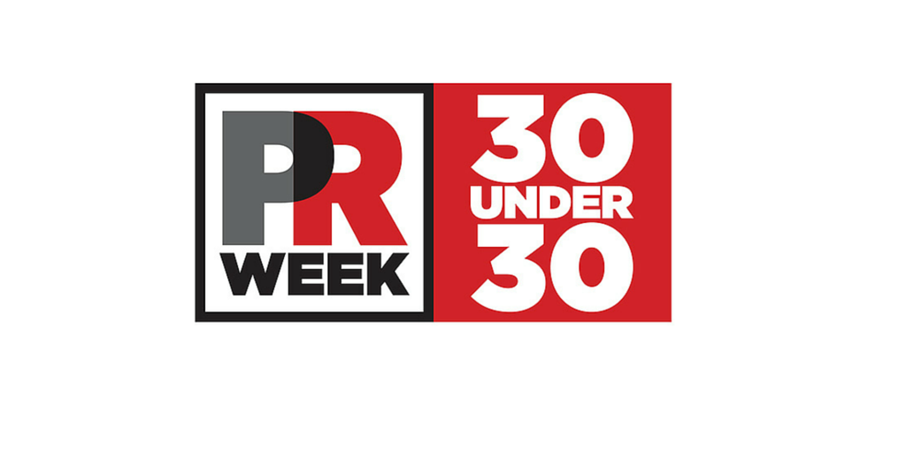 PR Week unveils its Top 30 under 30