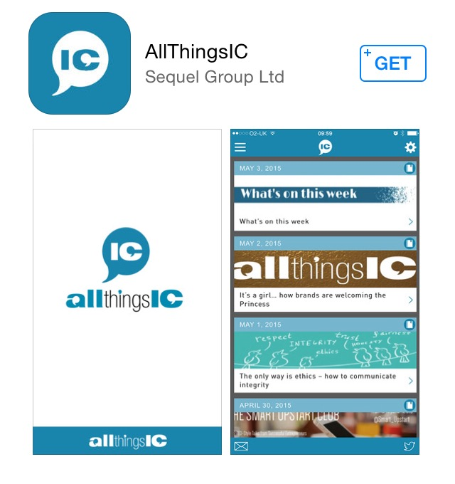 All Things IC app