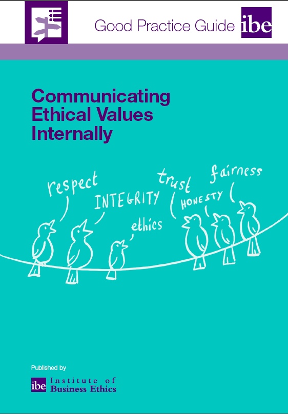 Business ethics guide