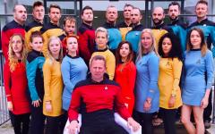 Involve Star Trek