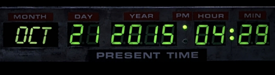 Back to the future of communication