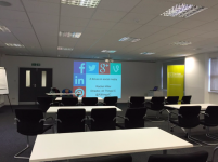 All Things IC social media training