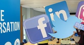 How an NHS Trust is encouraging social media use-image