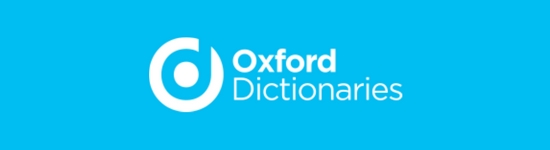 The Oxford Dictionaries word of the year is…