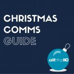 Christmas comms guide