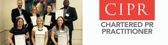 How to become a Chartered PR Practitioner