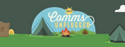 Your invitation to join Comms Unplugged