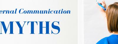 Eight internal communication myths