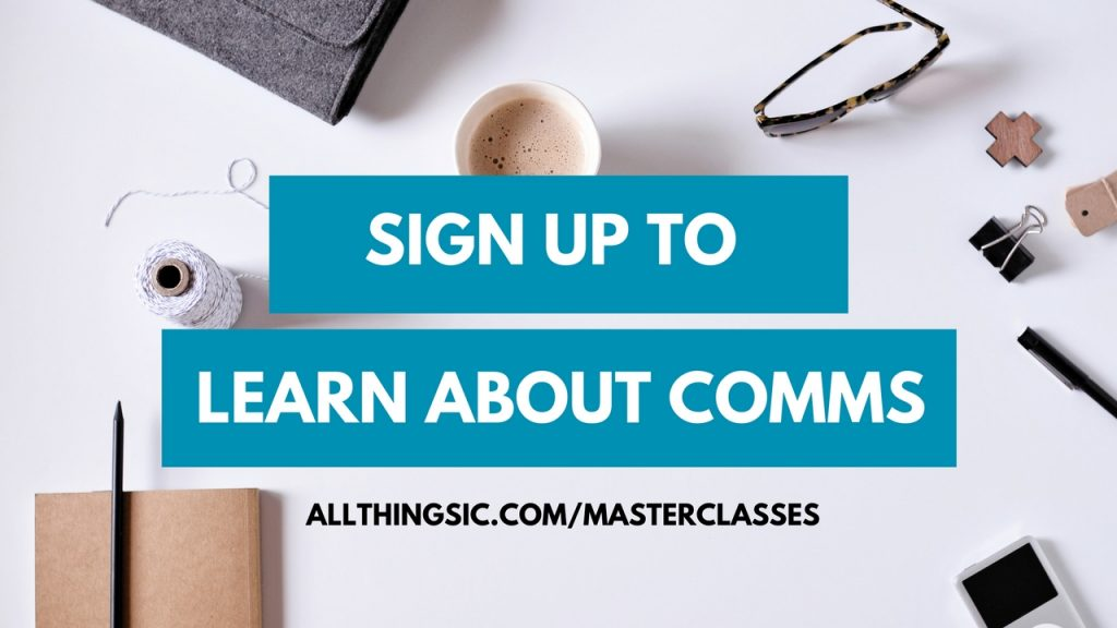 All Things IC Masterclasses