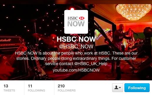 HSBC Now