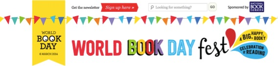 Recommended IC reads on World Book Day