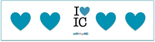 I heart IC – sharing the love