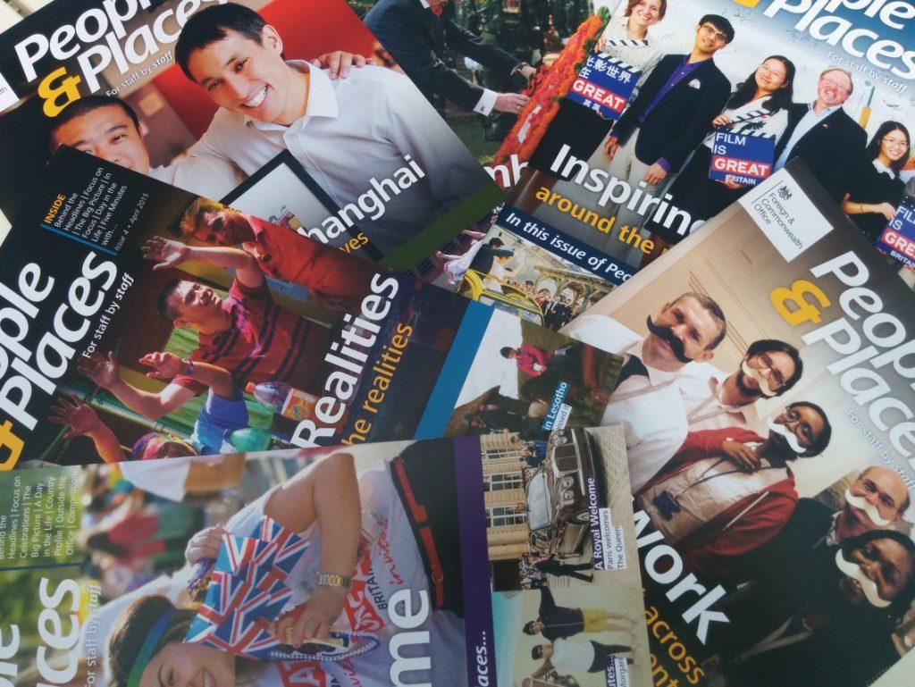 FCO-Magazines