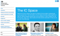 The IC Space
