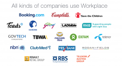 Who's using Workplace