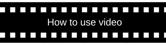 How to use video effectively for internal comms