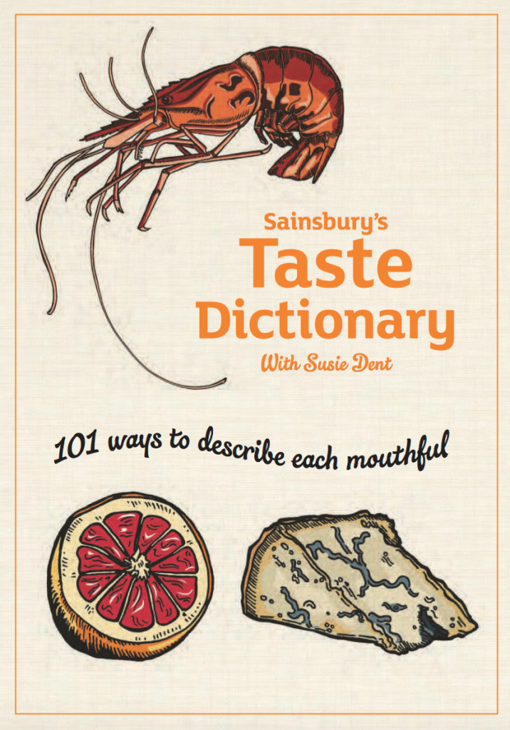 Sainsbury Taste Dictionary