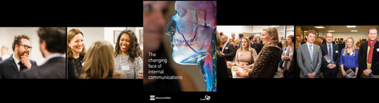 The changing face of internal comms?