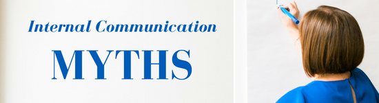 Eight internal communication myths