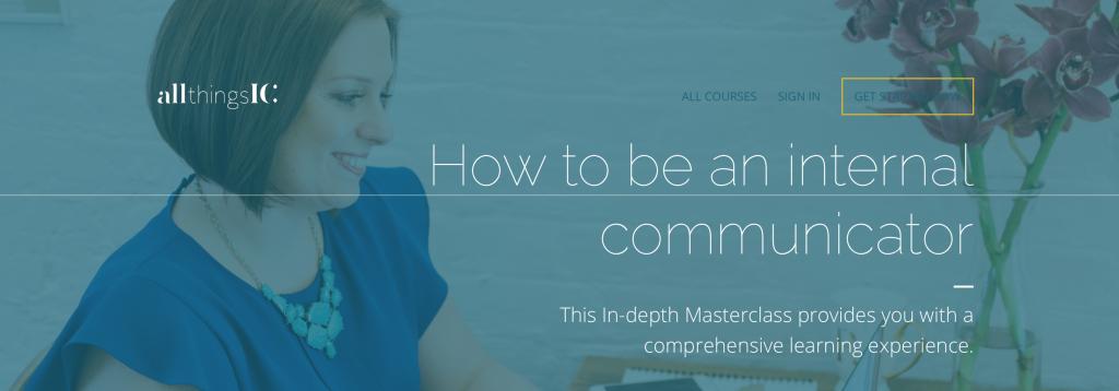 How to be an internal communicator