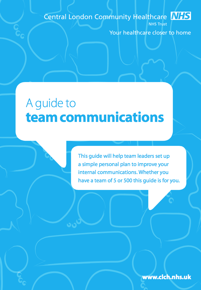 How to help team leaders communicate | All Things IC