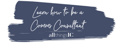 Learn how to be a Comms Consultant