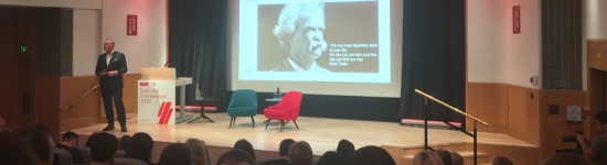 Ten takeaways from yesterday's CIPR national conference