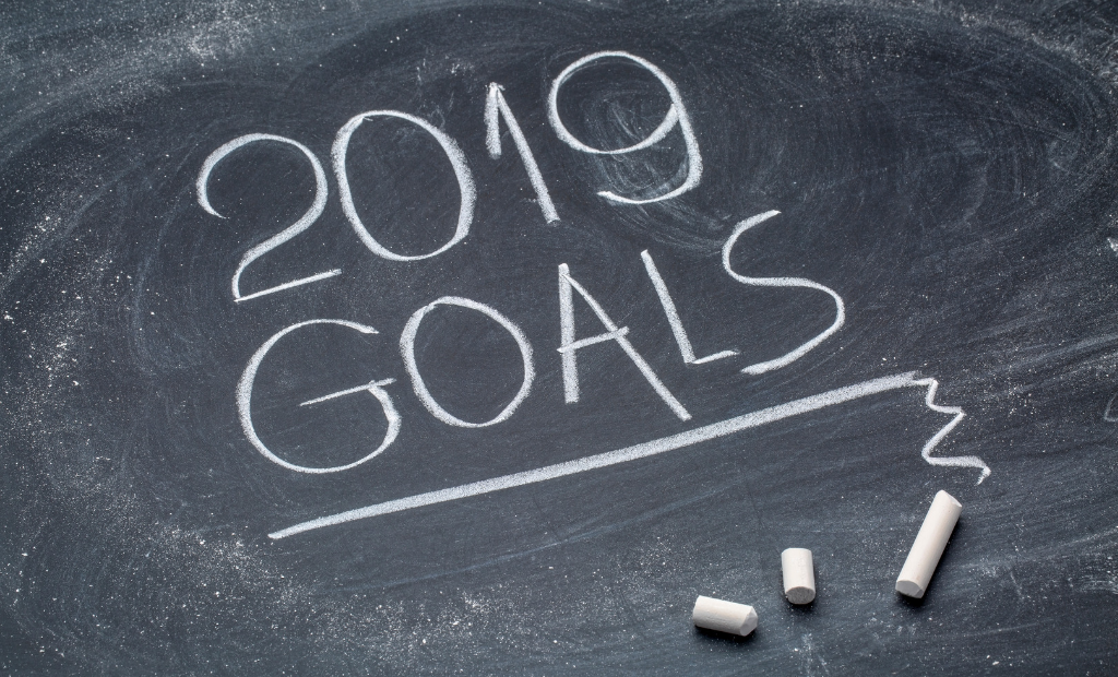 how to set your professional goals for 2019