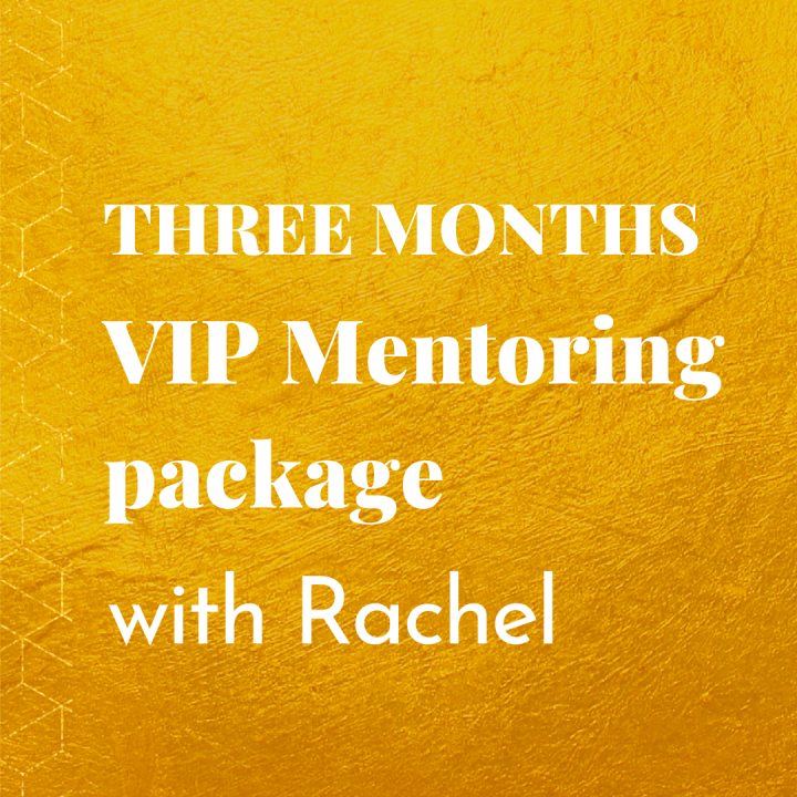 Three month mentoring package