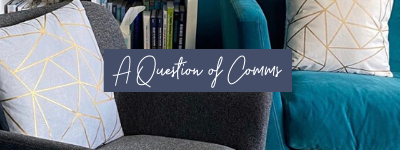 A Question of Comms: Christine Armstrong