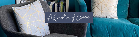 A Question of Comms: Anne Marie Kiernan