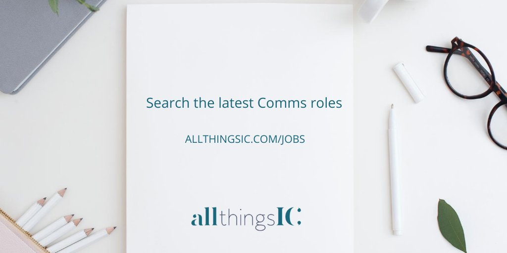 All Things IC Jobs board