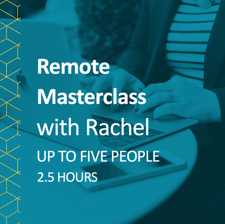 Remote Masterclass 5 people