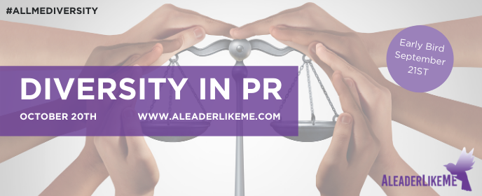 Diversity in PR conference