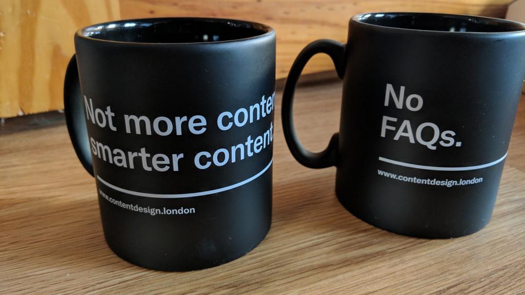 Content Design London