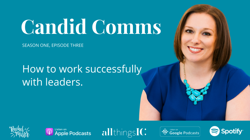 Candid Comms with Rachel Miller