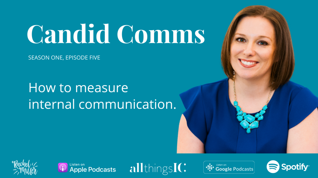 How to measure internal communication