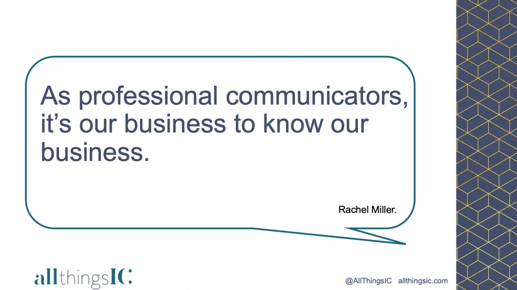 Our-business-to-know-our-business-rachel-miller