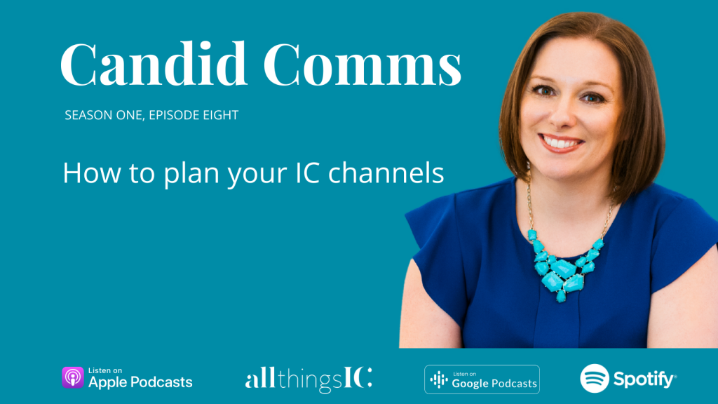 Candid Comms podcast