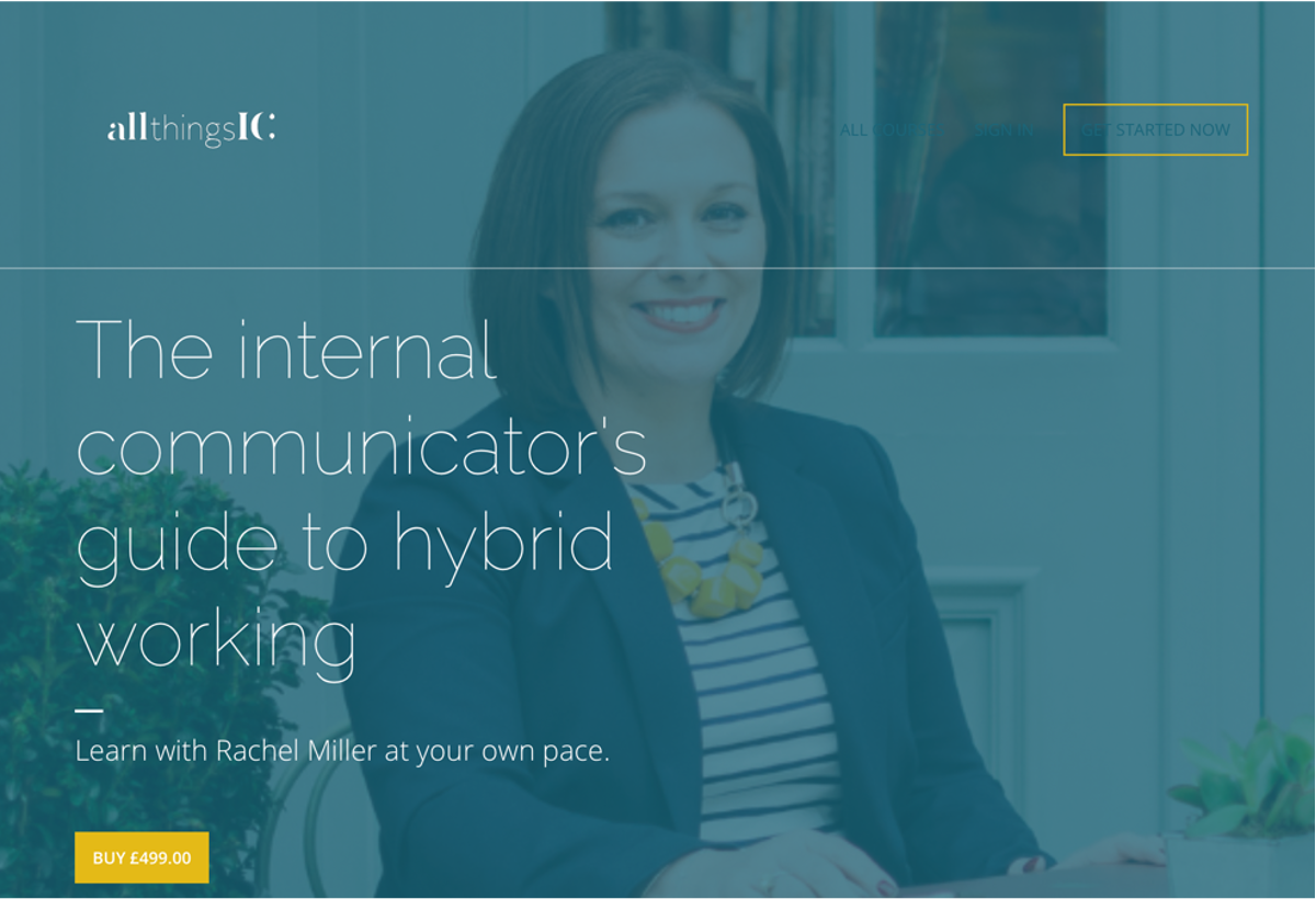 Podcast: How to communicate hybrid working