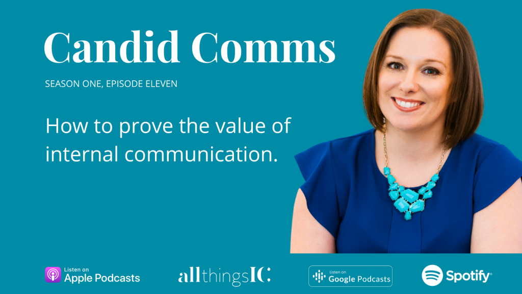 How to prove the value of internal communication