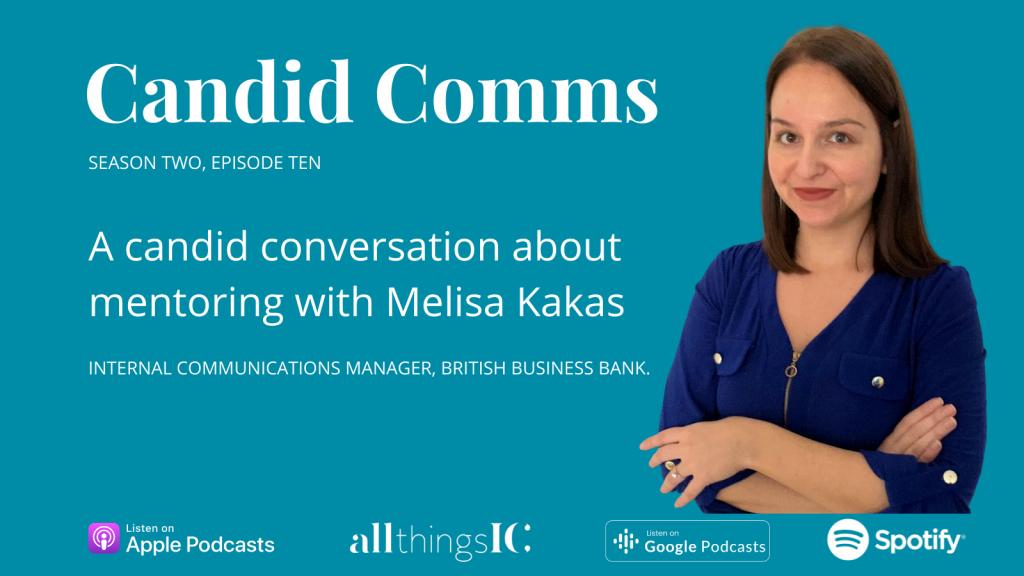 Candid Comms podcast: Melisa Kakas